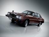 Nissan Skyline 2000GT Sedan (HGC211) 1979–81 wallpapers