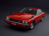 Nissan Skyline 2000GT Turbo Coupe (KHR30) 1981–85 wallpapers