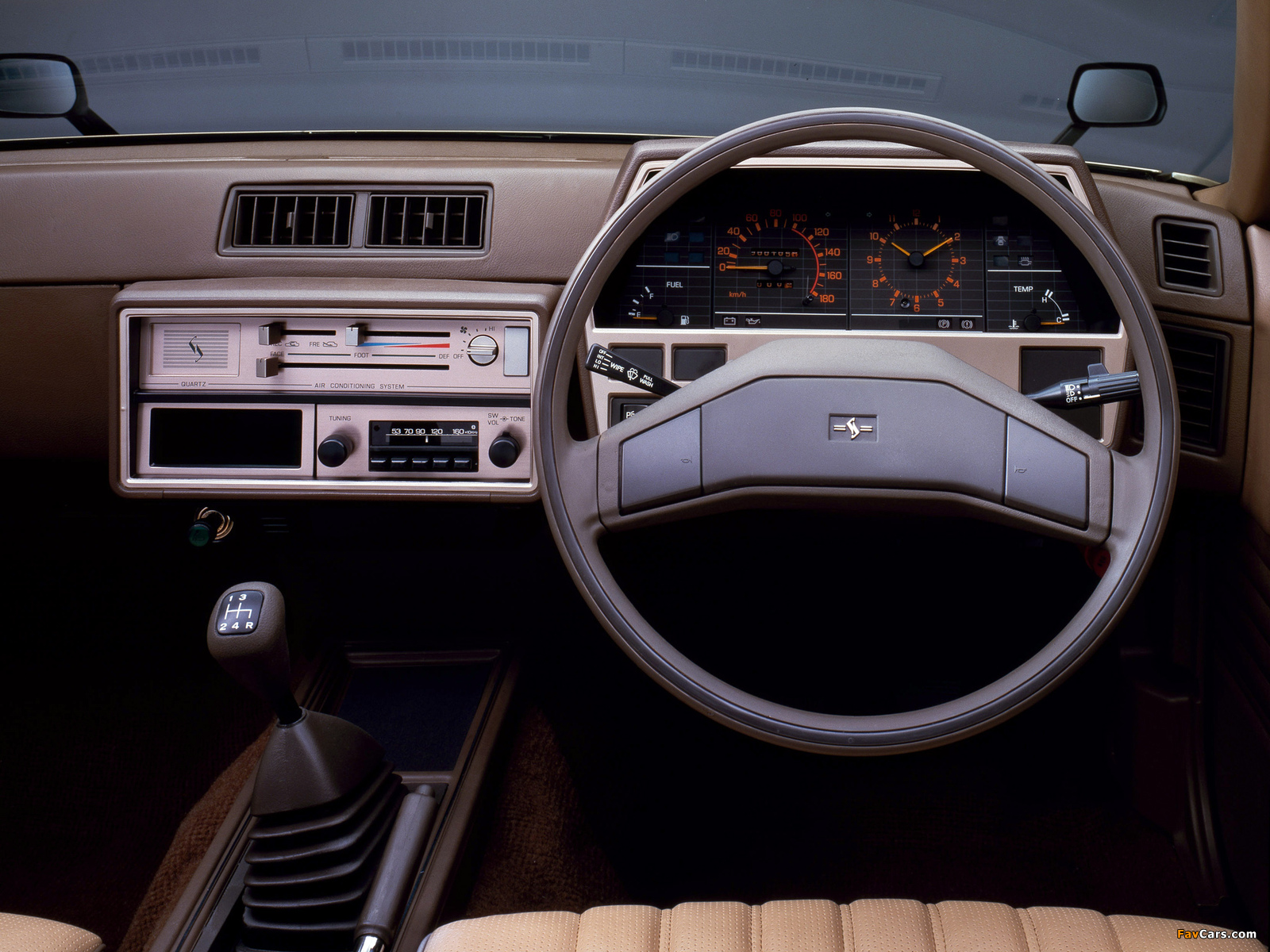 Nissan Skyline 1800 Estate (VR30) 1983–85 wallpapers (1600 x 1200)