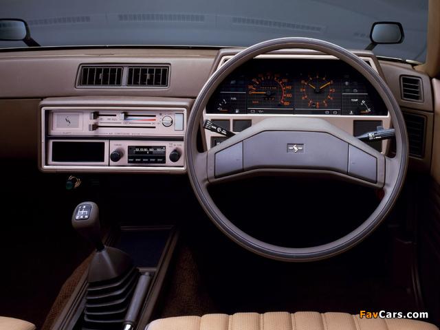 Nissan Skyline 1800 Estate (VR30) 1983–85 wallpapers (640 x 480)