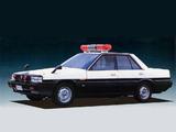 Nissan Skyline GT Patrol Car (R31) 1985–87 wallpapers
