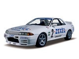 Nissan Skyline GT-R JGTC Race Car (R32) 1989–93 wallpapers