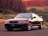 Nissan Skyline GT-R (BCNR33) 1995–98 wallpapers