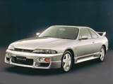 Nissan Skyline GTS25t Type M Aero Coupe (R33) 1996–98 wallpapers