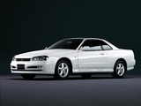 Nissan Skyline GT Four Coupe (ENR34) 1998–2001 wallpapers