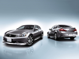 Nissan Skyline Type S (V36) 2006–10 wallpapers