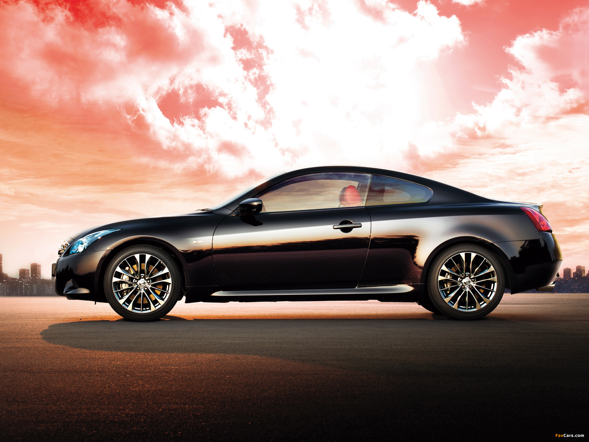 Nissan Skyline 370GT Type SP Coupe 55th Limited (CKV36) 2012 wallpapers (2048 x 1536)