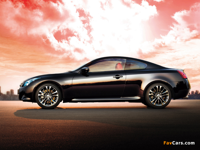 Nissan Skyline 370GT Type SP Coupe 55th Limited (CKV36) 2012 wallpapers (640 x 480)