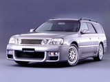 Nissan Stagea Autech Version (E-WGNC34) 1997–2001 pictures