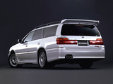 Nissan Stagea Autech Version (E-WGNC34) 1997–2001 wallpapers