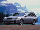 Pictures of Nissan Stagea (C34) 1996–2001