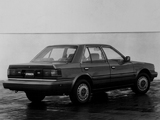 Images of Nissan Stanza Sedan US-spec (T12) 1986–88