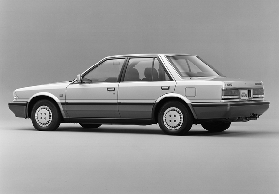 Images Of Nissan Stanza Supremo T12 1988 90