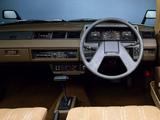 Nissan Stanza FX Hatchback (T11) 1981–83 photos