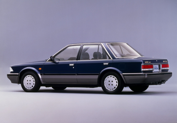 Nissan Stanza Supremo T12 1988 90 Photos