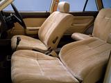 Photos of Nissan Stanza FX Hatchback (T11) 1981–83