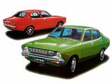 Images of Datsun Sunny Sedan (B210) 1973–77