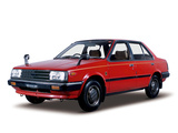 Images of Nissan Sunny Sedan (B11) 1981–85