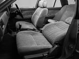 Images of Nissan Sunny Sedan (B12) 1985–87