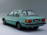 Nissan Sunny Sedan (B11) 1981–85 images