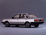 Nissan Sunny Sedan (B11) 1981–85 photos