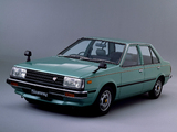 Nissan Sunny Sedan (B11) 1981–85 wallpapers