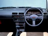 Nissan Sunny Turbo Leprix Sedan (B11) 1982–85 images