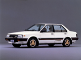 Nissan Sunny Turbo Leprix Sedan (B11) 1982–85 pictures