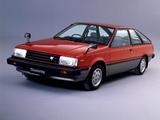 Nissan Sunny Coupe JP-spec (B11) 1983–85 photos