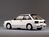 Nissan Sunny 305Re Nismo (B12) 1985–87 images