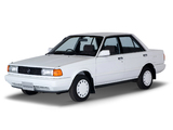 Nissan Sunny (B12) 1987–90 wallpapers