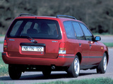 Nissan Sunny Traveller (Y10) 1990–2000 photos