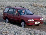 Nissan Sunny Traveller (Y10) 1990–2000 wallpapers