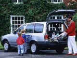 Nissan Sunny Traveller UK-spec (Y10) 1990–2000 wallpapers