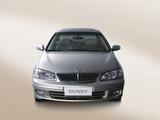 Nissan Sunny (N16) 2000–03 photos