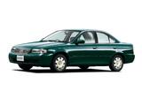 Nissan Sunny (B15) 2002–04 photos