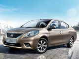 Nissan Sunny (B17) 2011 images