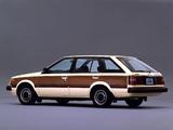 Photos of Nissan Sunny California (B11) 1981–85