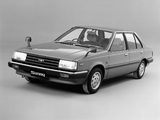 Photos of Nissan Sunny Sedan (B11) 1981–85