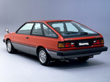 Photos of Nissan Sunny Coupe JP-spec (B11) 1983–85