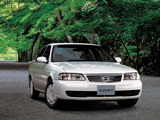 Photos of Nissan Sunny (B15) 2002–04