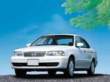 Photos of Nissan Sunny (B15) 2002–04