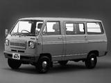 Pictures of Nissan Sunny Cab Van (C20) 1969–78