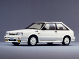 Pictures of Nissan Sunny 305Re Nismo (B12) 1985–87
