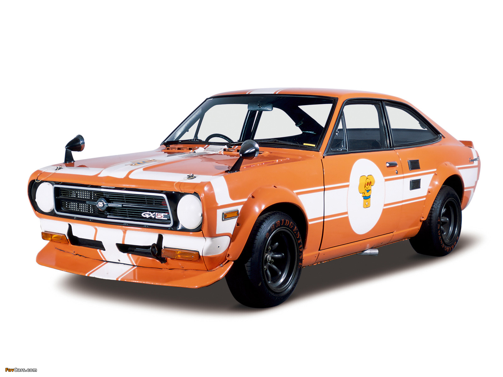Datsun Sunny 2 door Sedan B110 1970–73 wallpapers