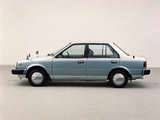 Nissan NRV II Concept (B11) 1983 wallpapers
