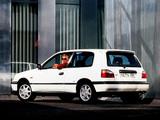 Nissan Sunny 3-door (N14) 1990–95 wallpapers