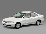 Nissan Sunny (B15) 2002–04 wallpapers