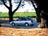 Nissan Sunny (N16) 2003–05 wallpapers
