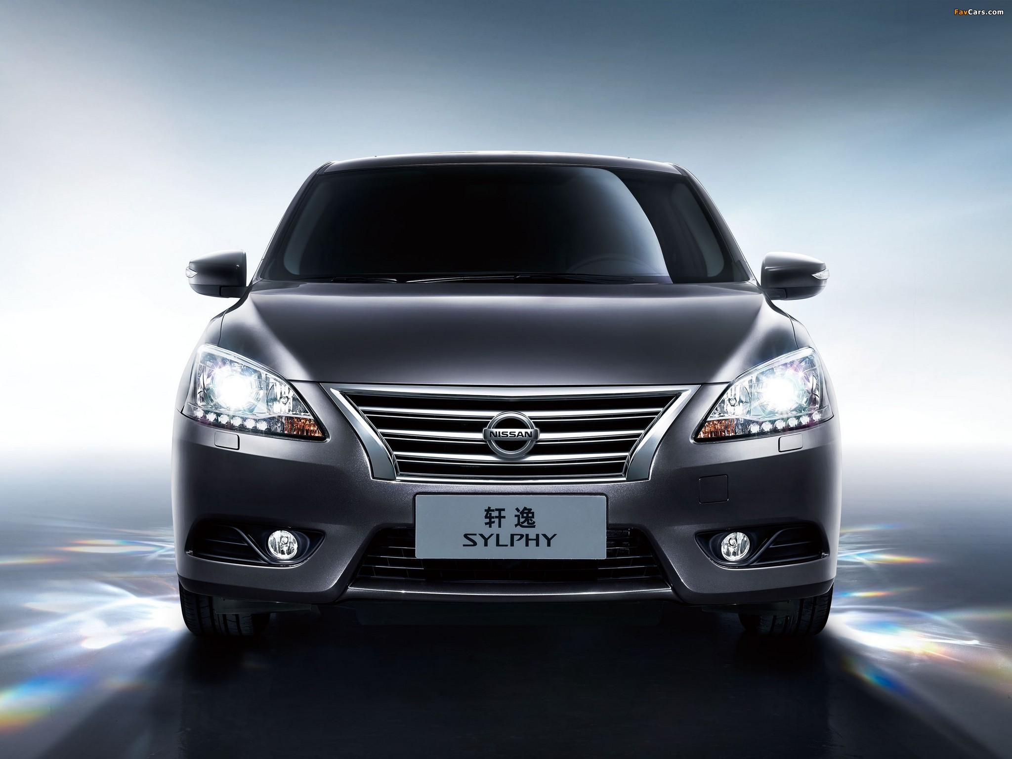 Images of Nissan Sylphy (NB17) 2012 (2048 x 1536)